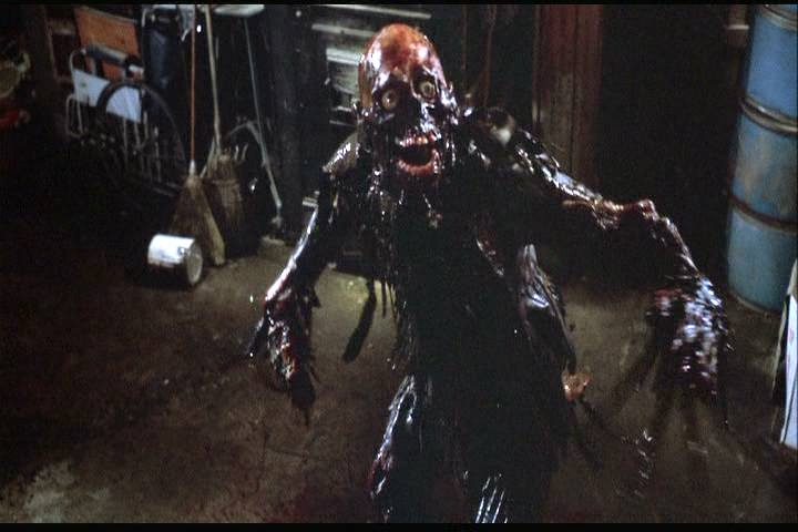 Tarman from The Return of the Living Dead