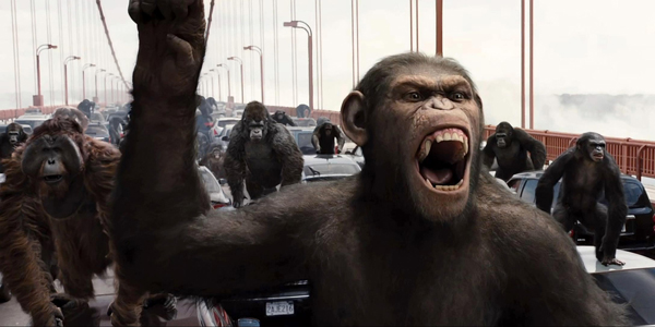 'Rise of the Planet of the Apes'